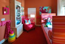 CLAIRES BEARS FANTASTIC ROOM / tween rooms / by Angela Ritchie