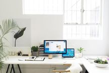OFFICE / by style addict