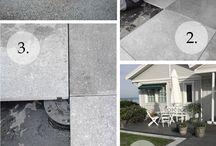 Installing tile / Tips och trix när du ska sätta kakel och klinker.
