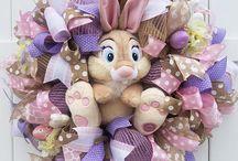 Easter reaths !!!!