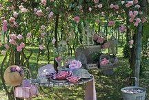 Garden Ideas / by Jeanna Surber Thurston
