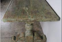 Mobili / Antik bútor, natúr fa bútor, organikus bútor, ipari stílusú bútor, barokk bútor