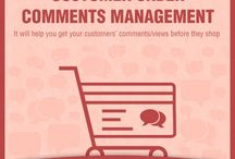 Magento Customer Order Comment Management / It's time now to know your customers' online shopping behavior to understand their needs. It will help you serve them better! Customer Order Comment Management Extension will help you get your customers' comments/views before they shop from your store, helping you know your customers closely.