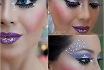 Party make-up idees