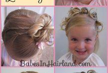 Hair for Toddler girls