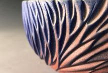 Rain Feather Collection - Tiles, Vessels, Functional Ware