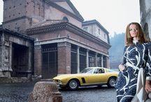Vintage Car Portraits