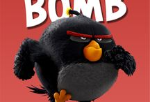 Bomb / by Angry Birds