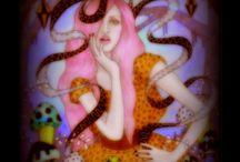 Lucy's Labyrinth Fairytale Art