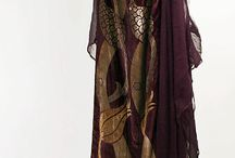 Fortuny / Memories of a wonderful holiday in Venice, staying with an artist inspired by the magic of Fortuny. Textiles have become my passion.
