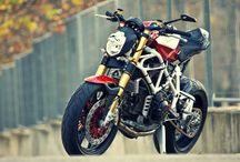 Ducati Hypermotard / by Alexander