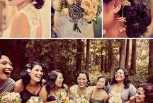 Weddings :) / by Samantha Mutschler