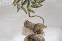 Regalos con dinero