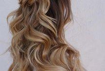 wed hair