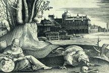 Campagnola Giulio (Padova 1482-post 1505) e Domenico (Padova)