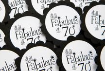Fabulous 70th Birthday / by Girlfriend Galas...A Party Boutique