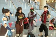 Costuming - Avatar Aang and Korra