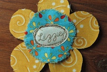 What's your name? / Creative name tags / by Kathy Parks