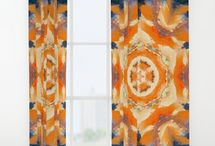 must have boho chic curtains