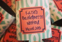 Bachelorette Party Ideas / by Lisa Edgar