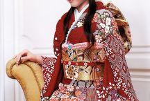 Viselet - japán