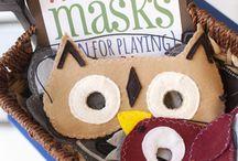DIY crafts & kids workshop ideas