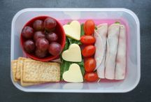 Lunch Ideas (for school)