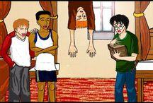 Harry Potter Deleted Scenes