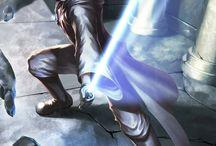 Star Wars/Lightsabers