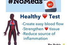 #NoMeds: Men's Health / June is Men's Health Month, and here are pins to help keep you healthy in all areas of life.