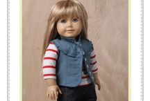 Things to try - doll clothes / doll clothes patterns / by Debbie Sedersten