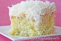 Cakes / by Linnie Snow