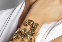 Arm cuffs... Armbands... Armlets... Bracelets...