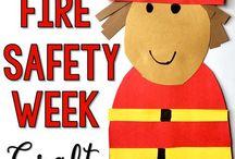 Safety kids theme