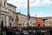Obeliszkek-Róma/Obelisk-Rome