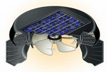 Solar Powered Ideas / Solar Powered Ideas