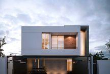 minimalis fasade