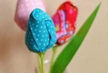 flori si deco textil