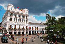 Quito, Ecuador / All photos are my own.