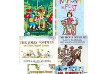 Books for Kids / Book lists and recommendations for all ages.