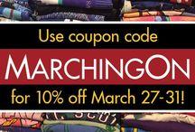 Follow for Shop Sale Announcements!