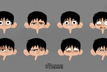 Character | Expressions