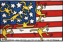 Artist: Keith Haring