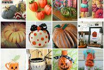 Fall Crafts