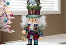 Nutcrackers delight / For the love of all  Nutcrackers!