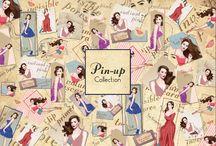 Nueva Colección Pin-up and Glamour Girls de FLORMAR