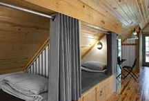 Bunk beds for bunkie