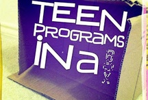 TLT: TPiB / Teen programs, ready and easy to use as is or adapt to your library space or needs. / by Teen Librarian's Toolbox