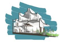 architecture and graphics