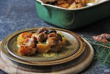 recepty - houby, hriby